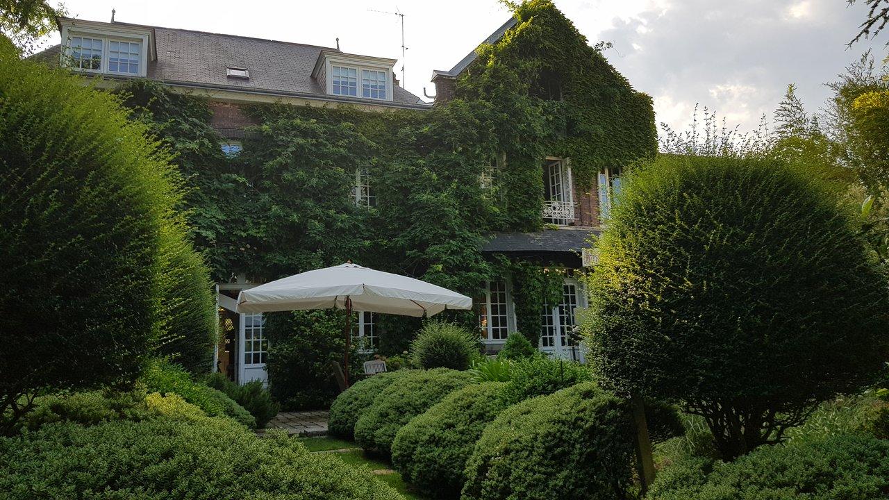 maison d'hotes Rouen : la maison