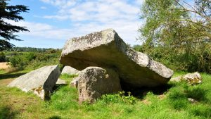 dolmen de la ville Hamon